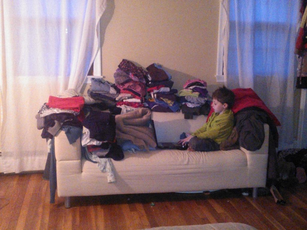 I've Turned A Corner – Bedroom Refresh