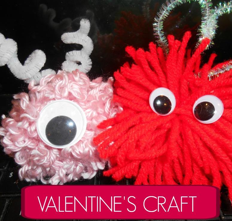 My  Funny Valentine Monster