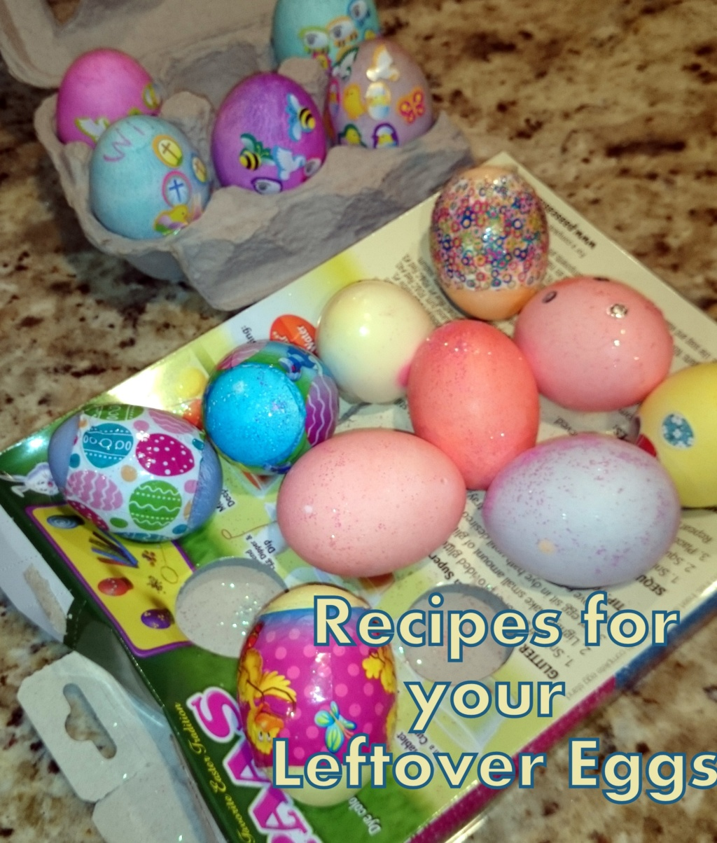 Got Leftover Easter Eggs?