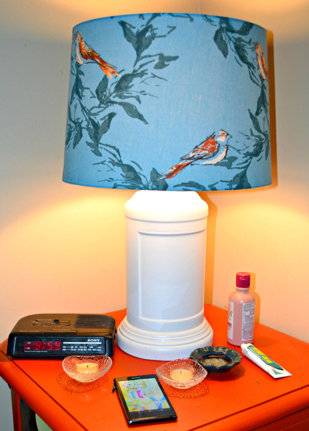 #write31days – Organize theBedside Table