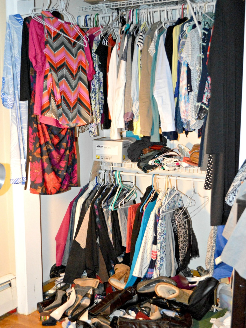 #write31days – Organize Your Clothes
