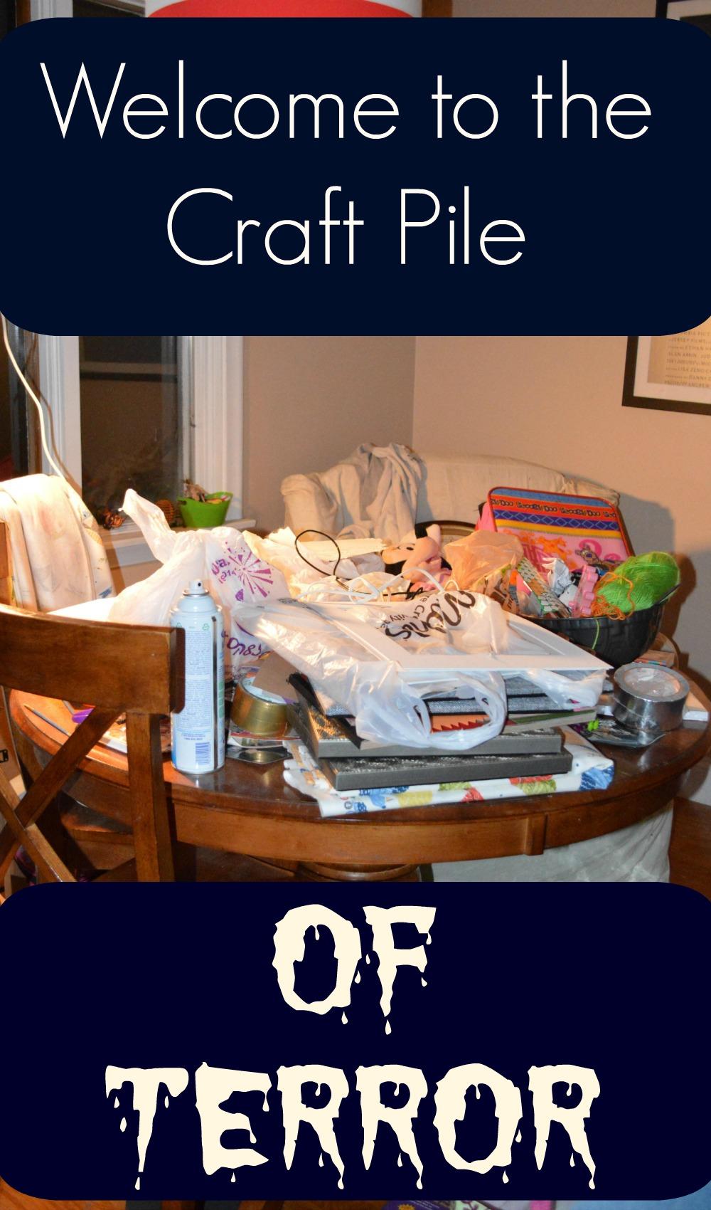 #write31days – Organize Craft Stuff
