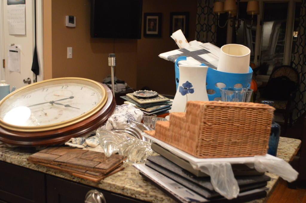 #write31days – Organize Home Decor