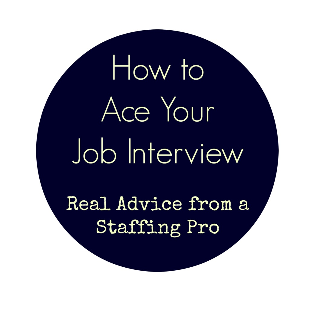 #write31days – How to Ace Your Job Interview