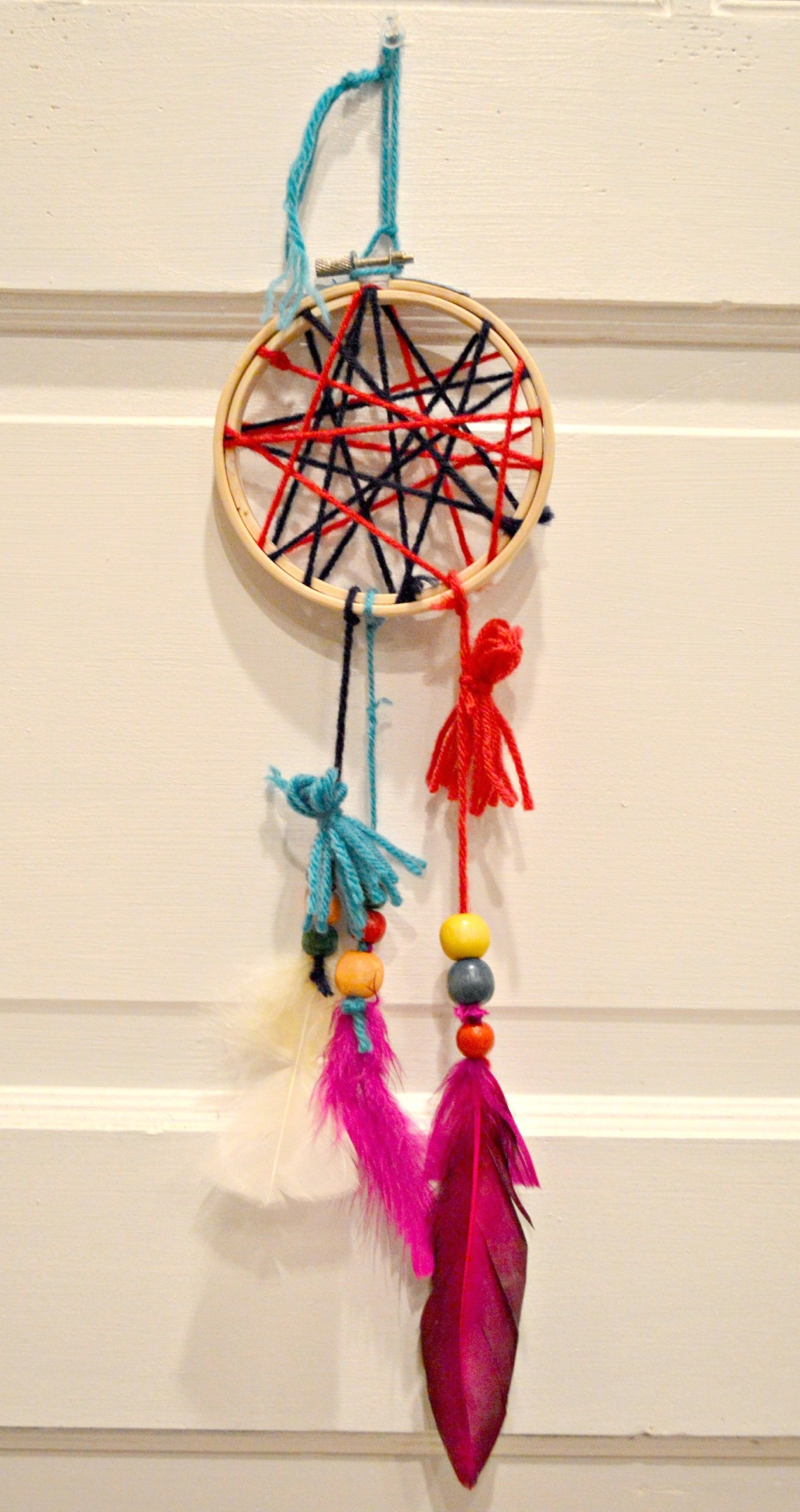 Dreamcatcher DIY – Thanksgiving Craft