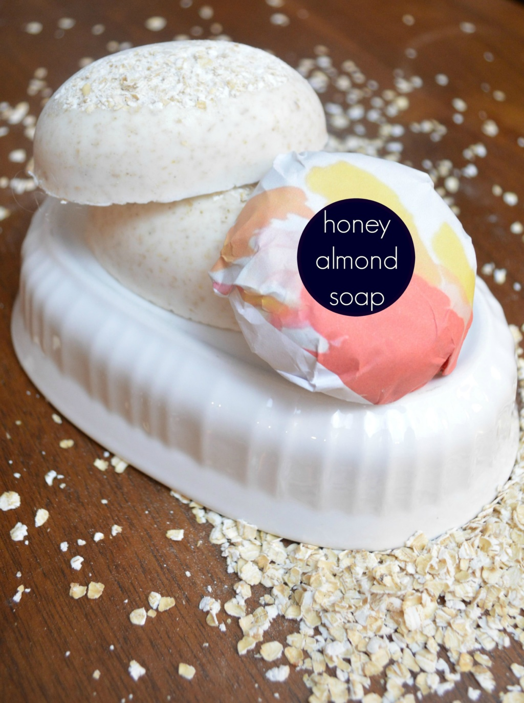 DIY Exfoliating Soap