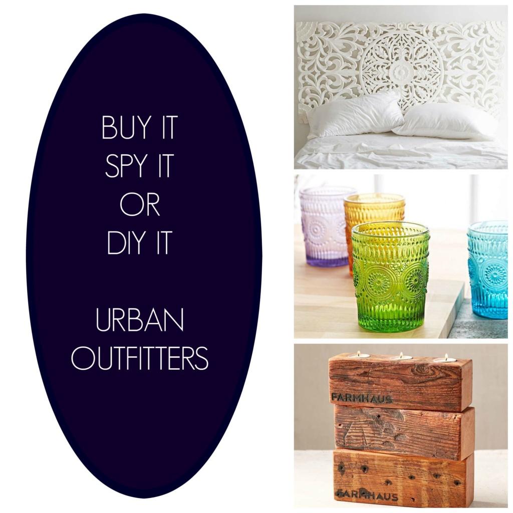 Buy It, Spy It or DIY It – Urban Outfitters II
