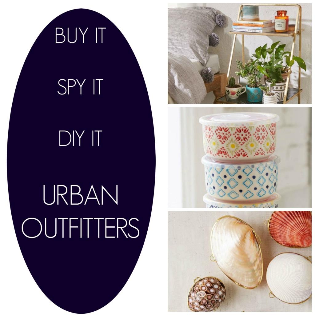 Buy It, Spy It or DIY It – Urban Outfitters