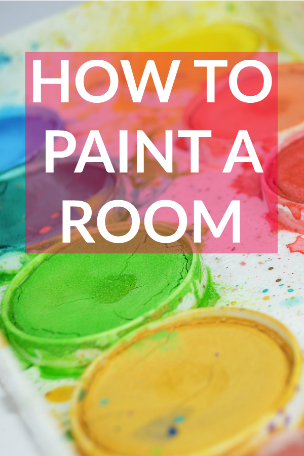 The Definitive DIY Guide to: How to Paint A Room