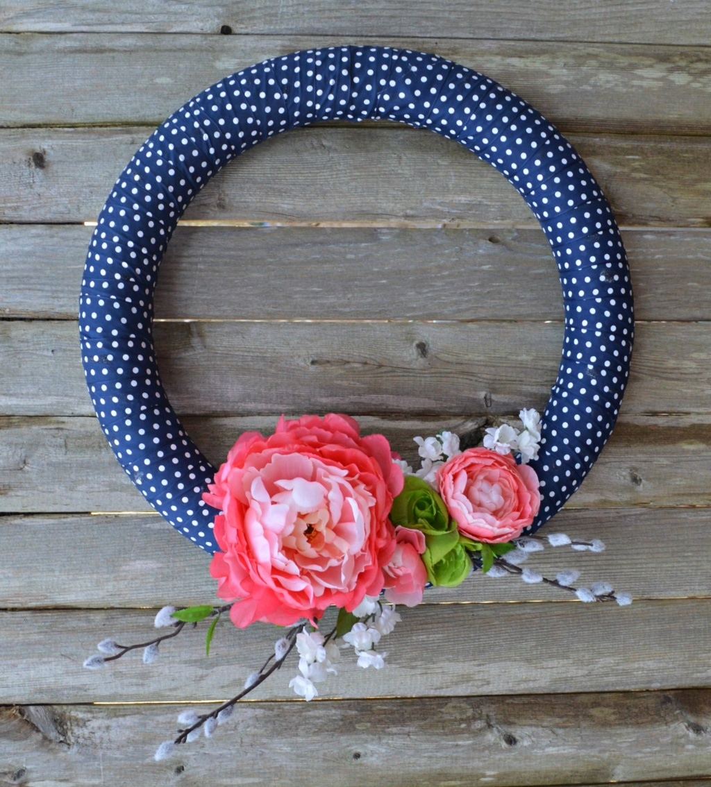 13 Spring Wreaths to DIY