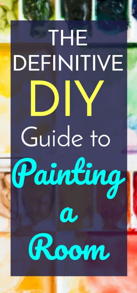 The Definitive DIY Guide to Painting a Room