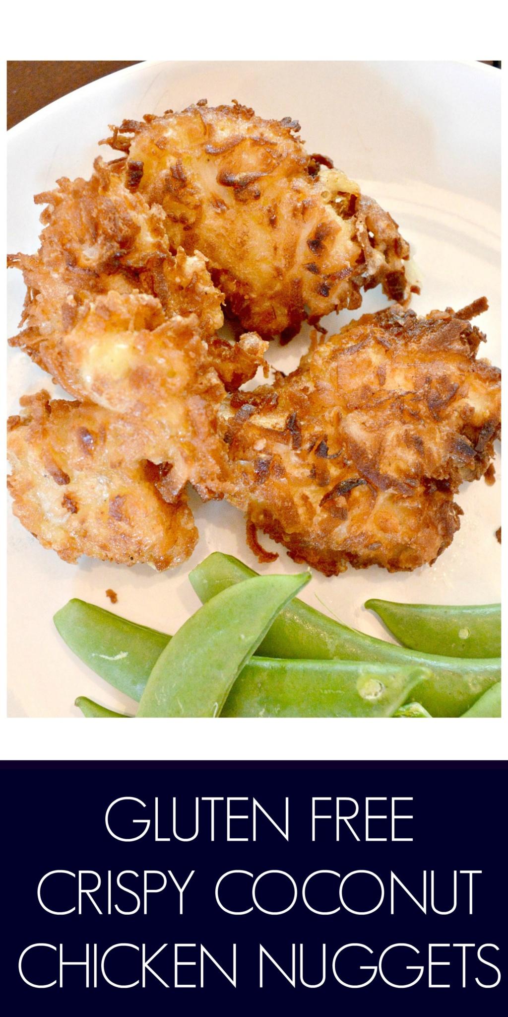 I Tried It – Gluten Free Crispy Coconut Chicken Nuggets