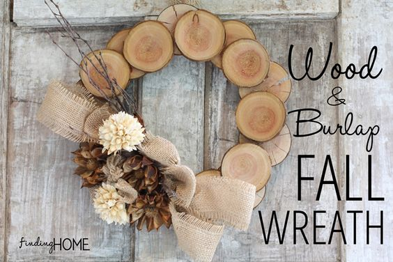 5 Unique Fall Wreaths to DIY