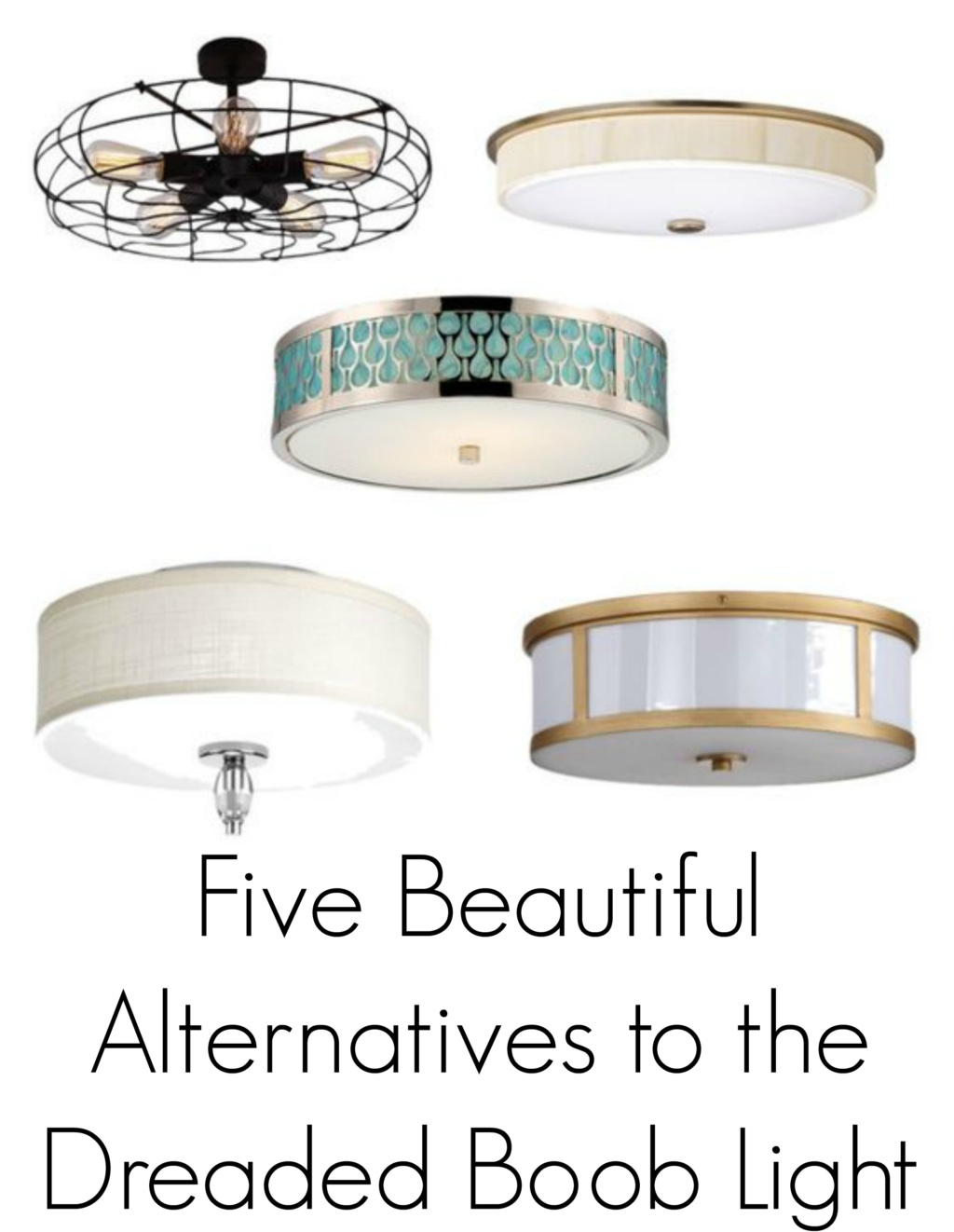 5 Alternatives to the Boob Light