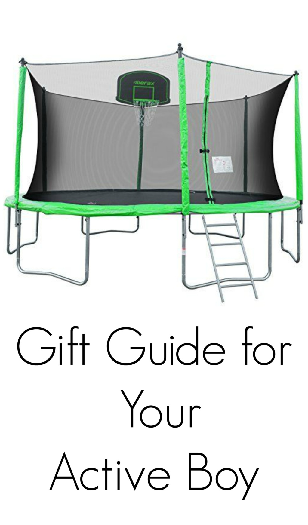 Gift Guide for Your Active Boy