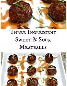 three-ingredient-sweet-sour-meatballs