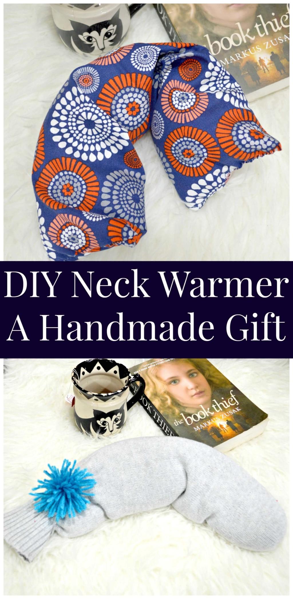 DIY Neck Warmer – A Handmade Gift