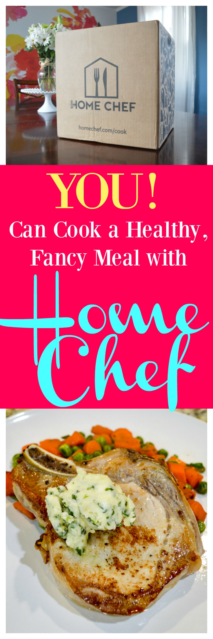 Home chef review for Fancy at home dinners