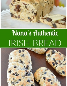 Nana's Authentic Irish Bread