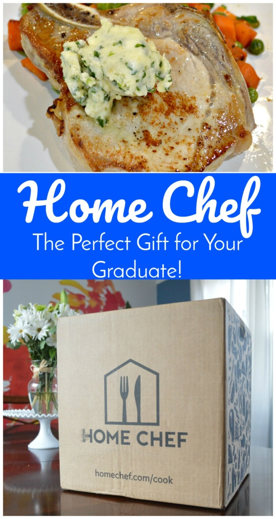 Home Chef Perfect Gift Graduate