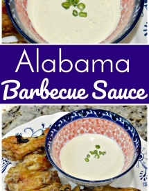 Alabama Barbecue Sauce c