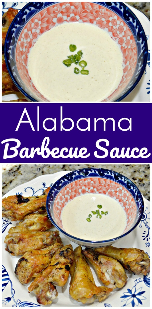 Alabama Barbecue Sauce - Be the star at your next backyard barbecue with this totally tangy and delicious barbecue sauce.