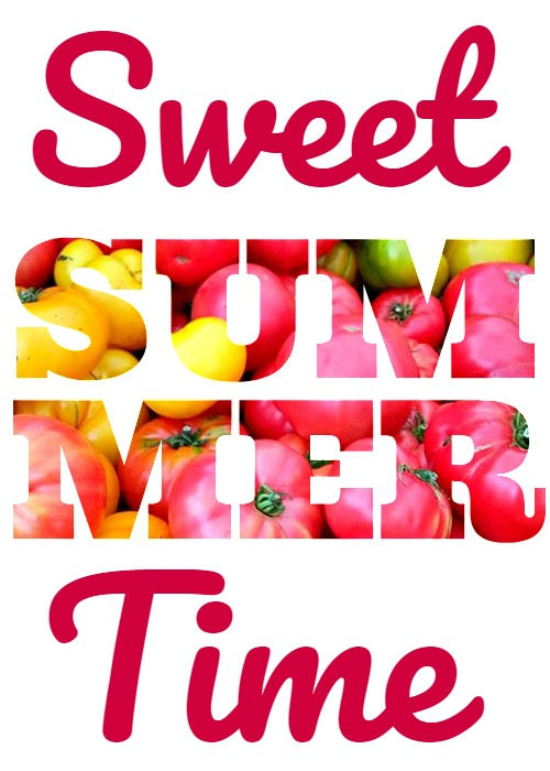 image relating to Have a Sweet Summer Printable referred to as Lovable Summer season Period - Absolutely free Printable