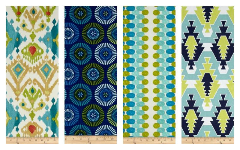 Inspiration by: Fabric.com