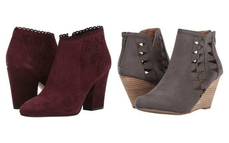 Ten Best Booties for Fall – Under $100