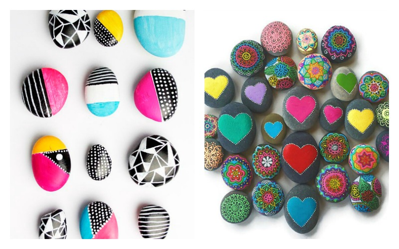 DIY Painted Rocks – Craft Inspiration