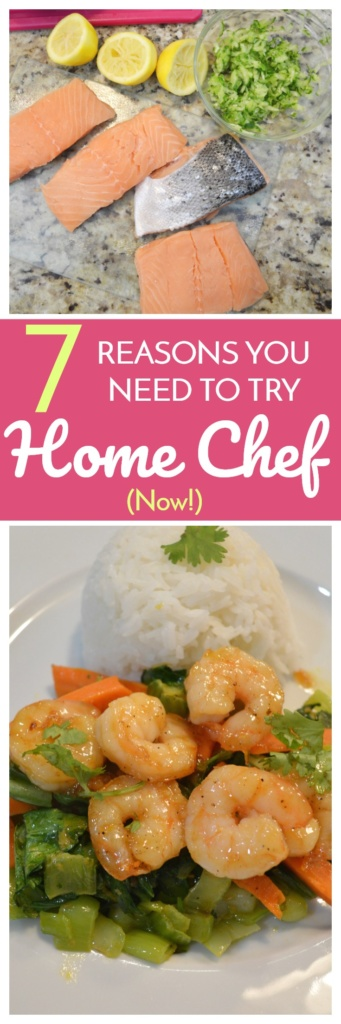 7 Reasons You Need to Try Home Chef This Week