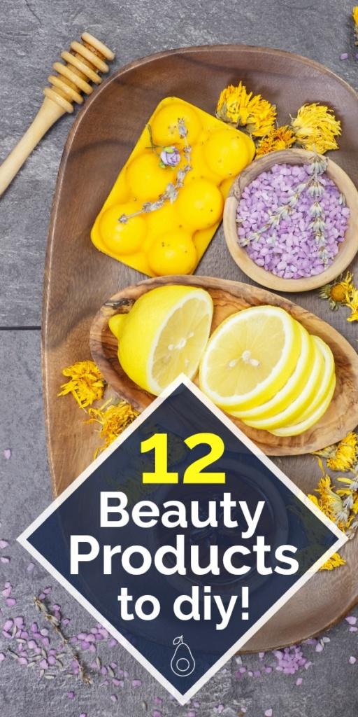 12 Beauty Products to DIY