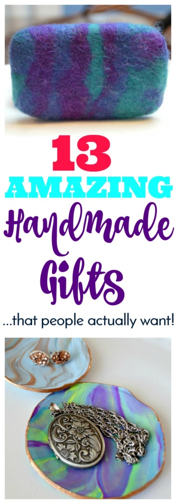 13 Amazing DIY Handmade Crafts to Gift that People Actually Want!