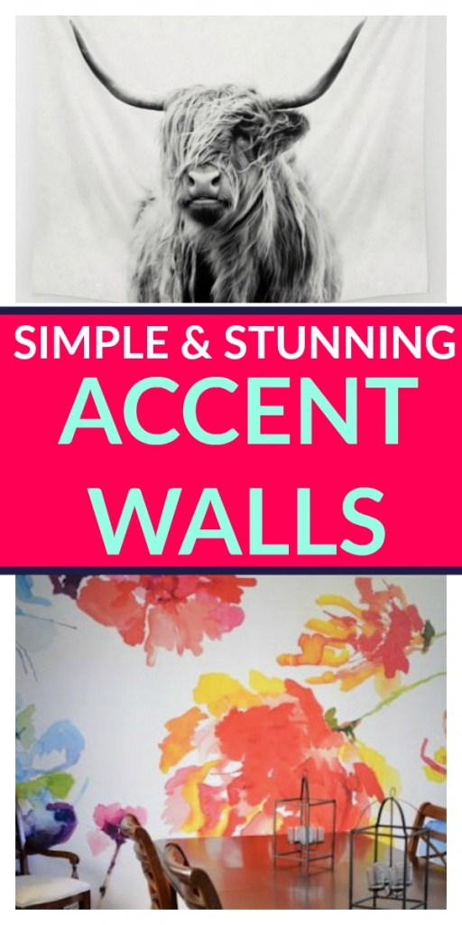 Simple & Stunning Accent Walls