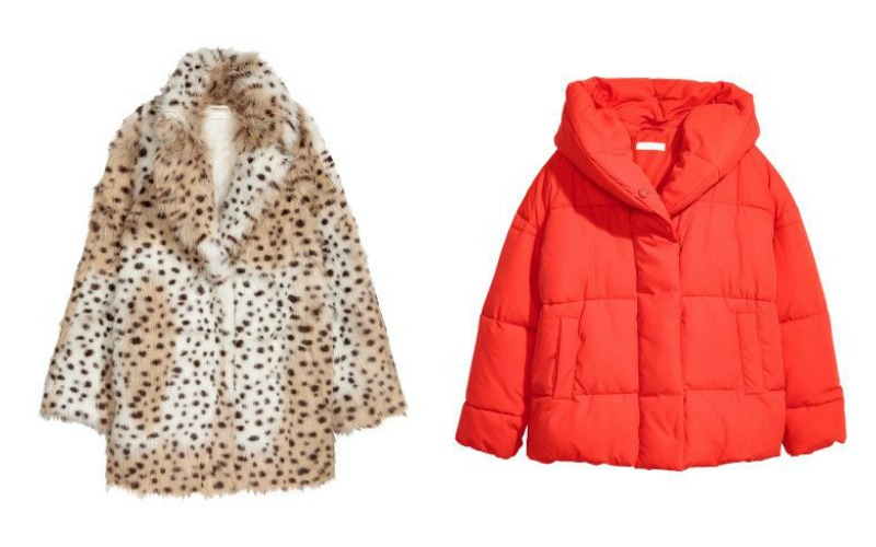 11 Cool (and warm) Winter Coats from H&M