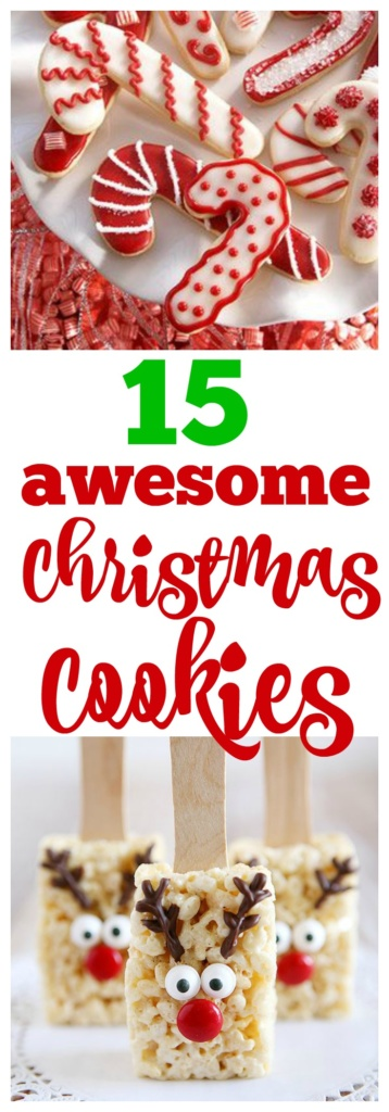 15 Awesome Christmas Cookies to Make This Year