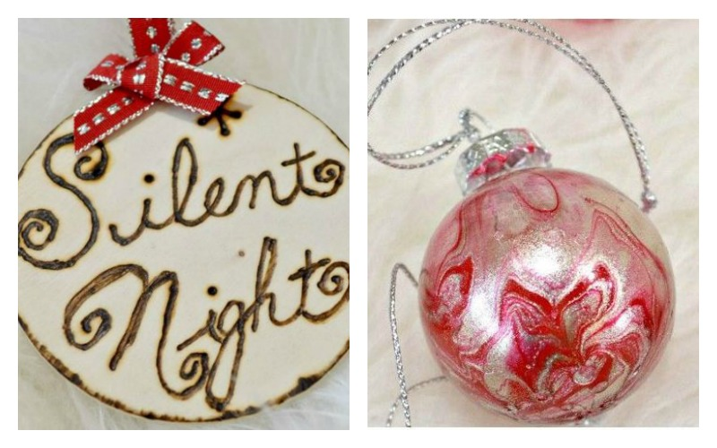 20 DIY Christmas Decorations That Are Way Cooler Than The Ones You Made in 2nd Grade