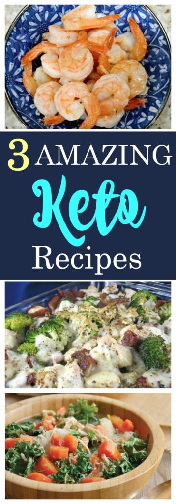 Amazing Keto Recipes