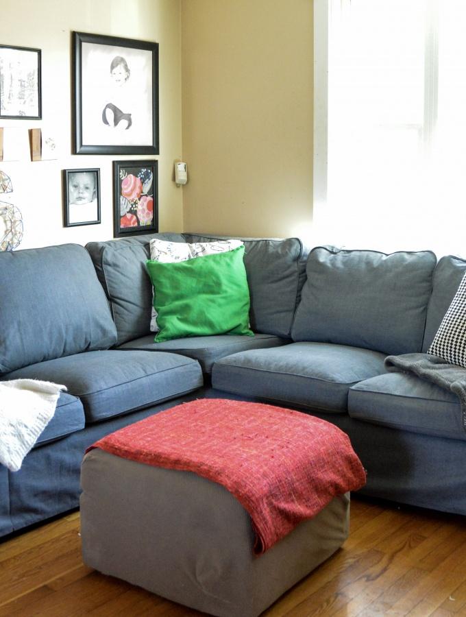 Ikea Ektorp Sectional Saved My Family