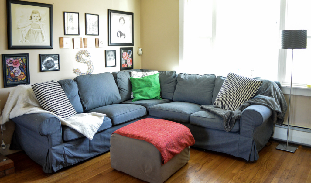 Ikea Ektorp Sectional Saved My Family