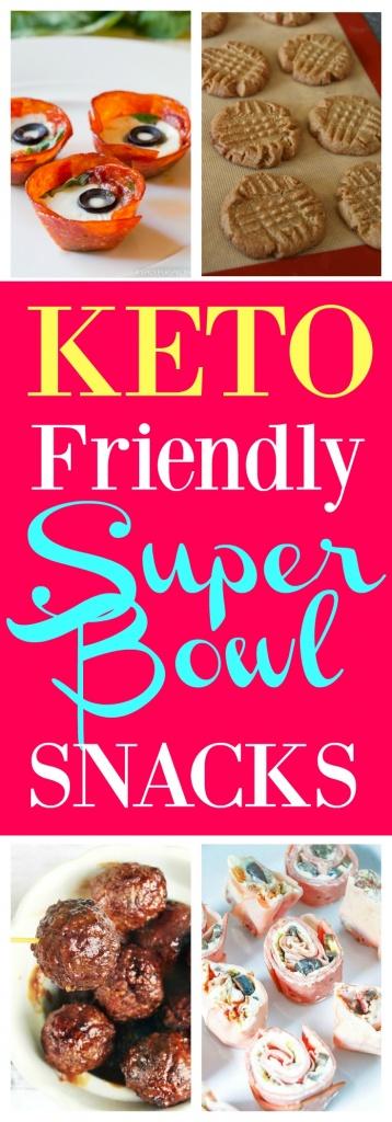 Keto Super Bowl Snacks