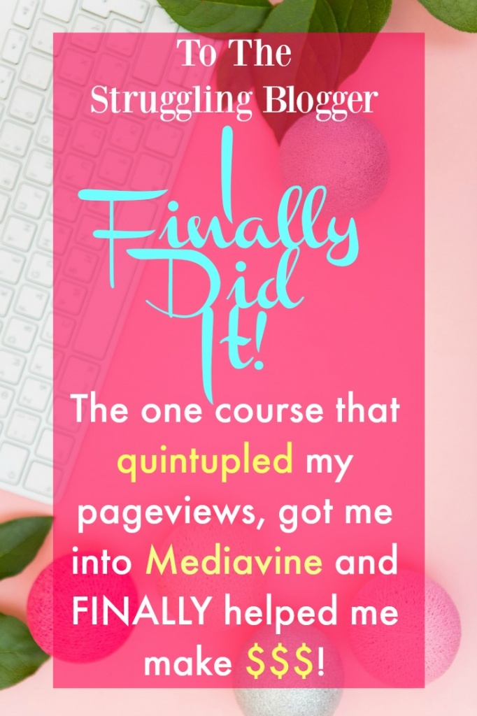 Blog Income Report - I Finally Did IT! And you can, too!