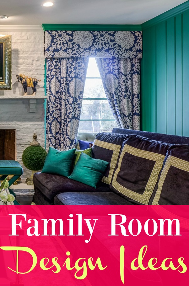 Family Room Ideas: 2 Steps to Plan a Beautiful Room
