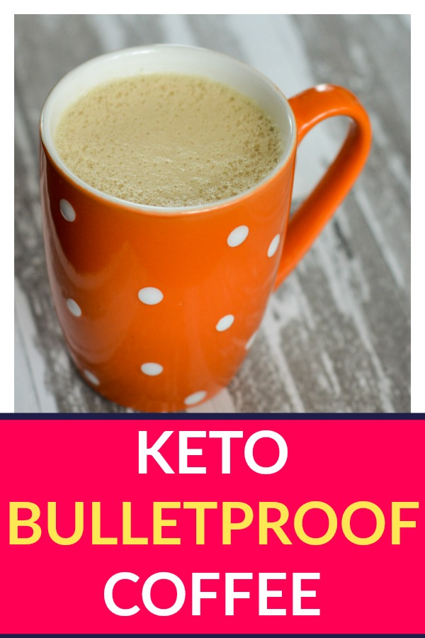 Eating Keto? Start your morning right with Keto Bulletproof Coffee.