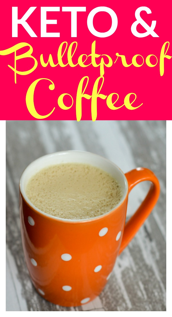 Bullet Proof Coffee and the Keto Diet – Start Your Morning Right!