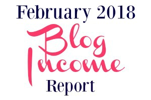 Blog Income Report – Was Your February as Bad as Mine?
