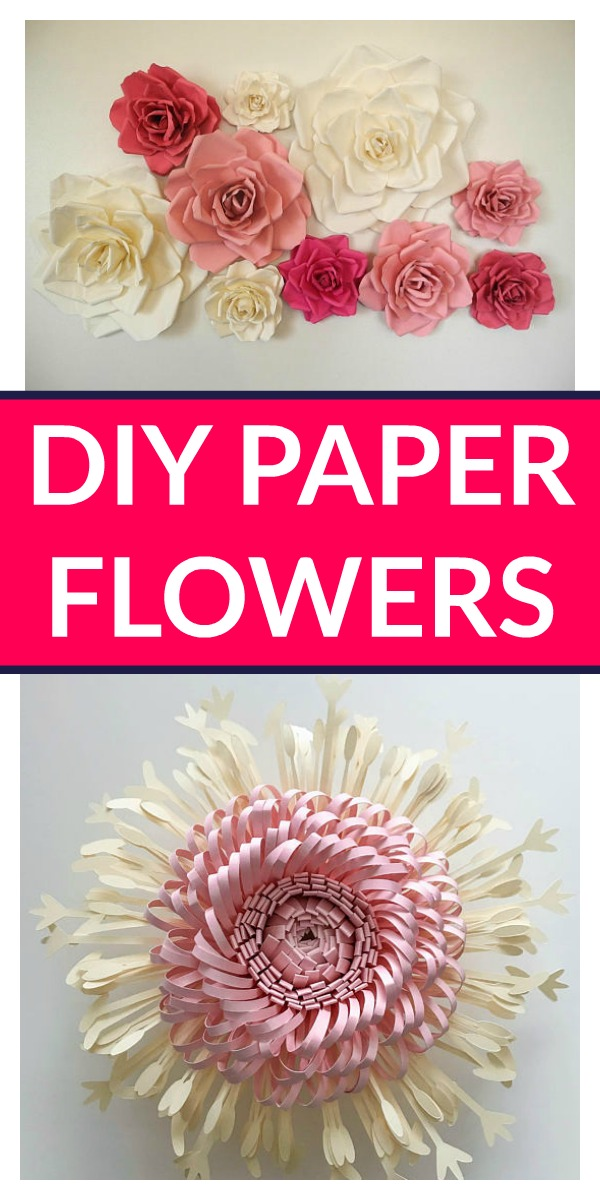 Stunning diy paper flowers for when its snowing in april cause theres no way of knowing whether or not the snow will actually be done by mothers day it snowed on my wedding day may 18th yup mightylinksfo