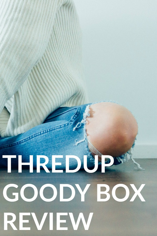 Thredup Review: Is the Goody Box the best alternative to Stitch Fix?