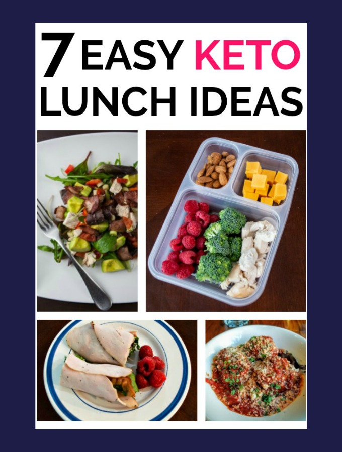 7 Easy Keto Lunch Ideas for When You Don't Want to Cook!