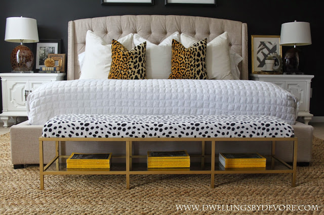 This Ikea Hack From Dwellings By Devore Has Turned A Tv Stand Into Super Chic End Of The Bed Bench